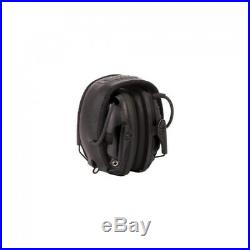 Howard Leight Impact Sport Bolt Electronic Hearing Protection, NRR 22dB, Black