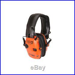 Howard Leight Impact Sport Bolt Folding Electronic Earmuff 22dB Orange R02231