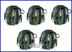 Howard Leight Impact Sport Electron. Hearing Protection Earmuffs 5PK #R-01526 5