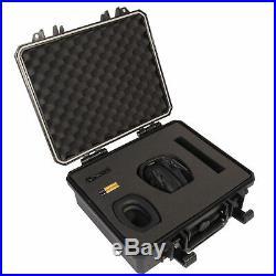 Howard Leight Impact Sport Electronic Earmuff withHard Case, NRR 22, Black R-02601