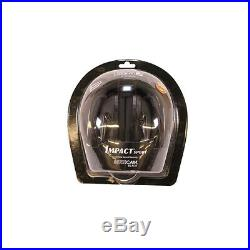 Howard Leight Impact Sport MultiCam BLACK Elec. Earmuff R-02527