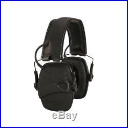 Howard Leight Impact Sport Tactical Electronic Ear Muff Black Ear Muffs R-02601