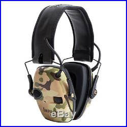 Howard Leight Leight Impact Sport Multicam Electronic Muff Nrr22