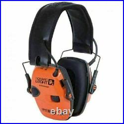 Howard Leight Sport Impact Bolt Electronic Hearing Protection, NRR 22dB Grey or