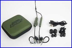 ISOtunes Sport Advance Shooting Earbuds Tactical Bluetooth Hearing Protection
