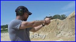 Low Profile Electronic Hearing Protection Earmuff Hunting Shooting Range Protect