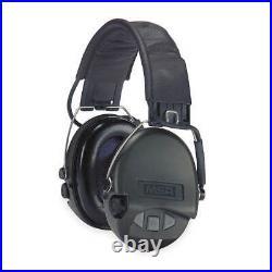 MSA 10061285 Electronic Ear Muff, 19dB, Over-the-Head