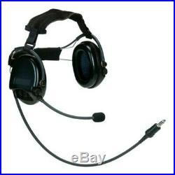 MSA 10079962 Supreme Pro Headset Electronic Ear Muff, Neckband, Single Commun