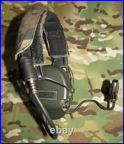MSA Headset NSN 5895-01-518-8863 sold as parts