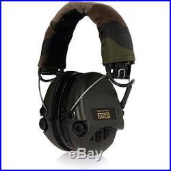 MSA OverEar Headphones Sordin Supreme Pro Premium Edition Electronic Earmuff And