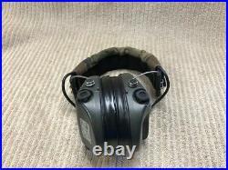 MSA SORDIN SUPREME PRO-X ELECTRONIC EAR MUFFS 75302 GOOD CONDITION Ships Free