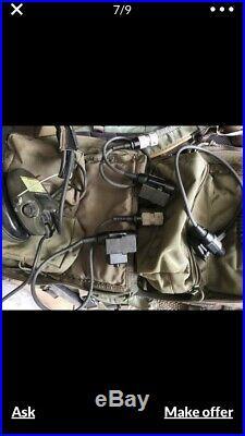MSA SORDIN Supreme Pro MICH Headset Ranger System