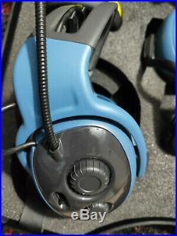 MSA Safety Left/Right Dual Pro Electronic Headband CutOff Pro Ear Muff case