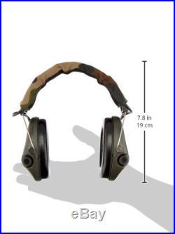 MSA Sordin DIGITAL SUPREME PRO X Headband Camo