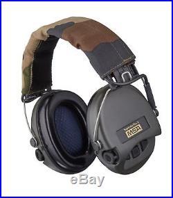 MSA Sordin DIGITAL SUPREME PRO X Headband Camo NO TAX. FREE 2 day Ship