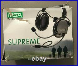 MSA Sordin Digital Supreme Safety Ear Muffs