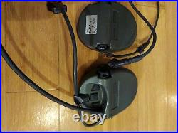 MSA Sordin High Noise Ear Muff Sordin 1412NB-REV3 UNTESTED For Parts only