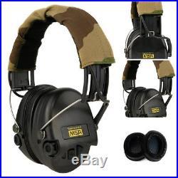 Msa Sordin Supreme Pro X Digital Electronic Ear Amplification