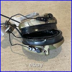 MSA Sordin Supreme PRO-X Gel Cup Unity MARK 2.0 with SARA Adapter Helmet Ready