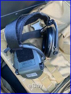 MSA Sordin Supreme Pro Ear Pro Neckband