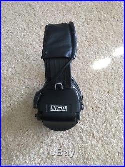 MSA Sordin Supreme Pro Electronic Earmuff for Hunting Shooting, incl. Comfor