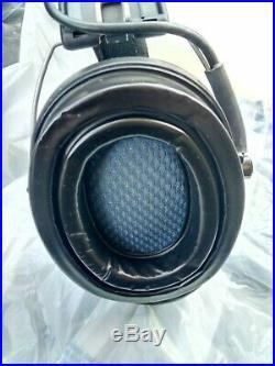 MSA Sordin Supreme Pro X Electronic Earmuffs black Headband Gel Ear Cups