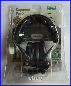 MSA Sordin Supreme Pro X Gel Seals