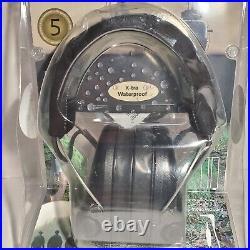 MSA Sordin Supreme Pro-X Headband Black Cups, with Gel Earseals 75302-X-02-G NEW