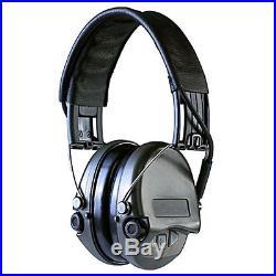 MSA Sordin Supreme Pro-X/L Black Cups, Leather Headband & Gel Seals