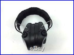 MSA Sordin Supreme Pro X Premium Edition Electronic Earmuffs ONLY 75302 Blk