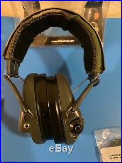 MSA Sordin Supreme Pro-X, with Gel Earseals