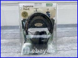 MSA Sordin Supreme Pro-X, with Gel Earseals New Open Box! Read