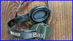 MSA Supreme Pro, Single Communications Headset