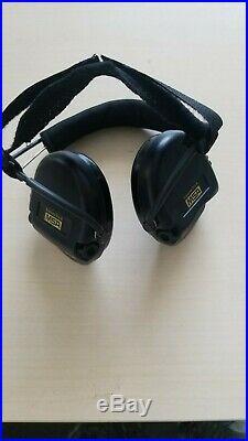 MSA Supreme Pro-X Black HB 10082167 headset