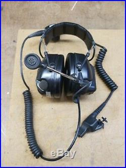 Motorola 2 way TacticalPro Headset MIB RMN4052B XTS5000