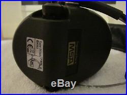 Msa Sordin Supreme Pro-x Type 75302 Black