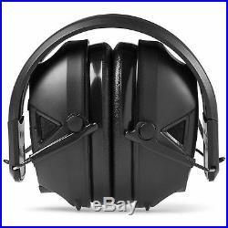 NEW Peltor Sport Tactical 500 Electronic Hearing Earmuffs Bluetooth NRR 26 db