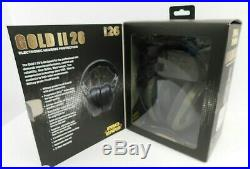 NEW Pro-Ears Gold II 26 Electronic Hearing Protection Green