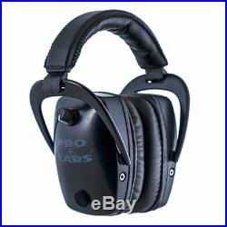 NEW Pro Ears Pro Tac Slim Gold Nrr 28 Black Gsptsblack