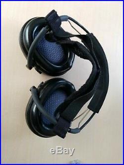 NEW Sordin MSA 75302-X-02-G Supreme Pro-X Hearing Protection Ear Muff, Black