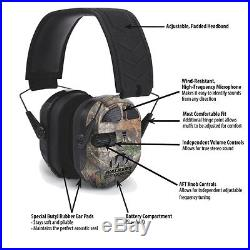 NEW Walker's Game Ear Ultimate Power Muff Quads