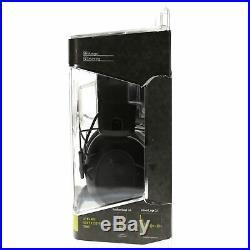 NOB Peltor Tactical 500 Sport Hearing Protector in Black Bluetooth NRR 26 dB