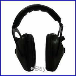 New ProEars Tac 300 NRR 26 Law Enforcement Hearing Protection Headset black