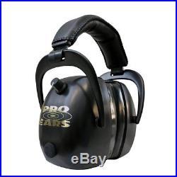 New Pro Ears Gold II 30 PEG2RMB Electronic Hearing Protection and Range Earmuff