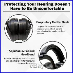 New Pro Ears Gold II 30 PEG2RMP Electronic Hearing Protection and Range Earmuff