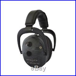 New Pro Ears Predator Gold Hearing Protection and NRR 26 Contoured Ear Muffs