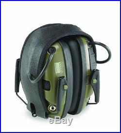 New & Sealed Howard Leight R-01526 Impact Sport Adjustable Electronic Earmuff Ne