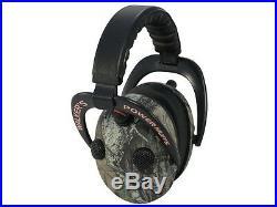 New Walker's Game Ear Power Muff Quads Electronic Mossy Oak Break Up GWP-PMQCMO