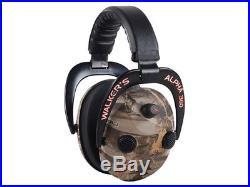New Walkers Game Ear Alpha Muff 360 Quad 4 Hearing Enhancement