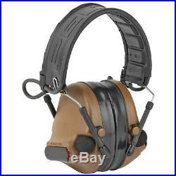PELTOR COMTAC III Defender Coyote Ear Muff